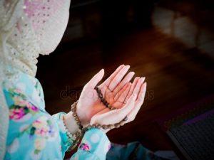 Мусульманские девушки картинки с надписями 029