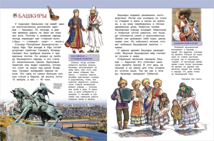 Народы населяющие Россию для детей   картинки 026