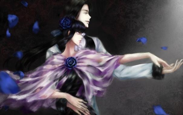 Наруто и Неджи картинки арты красивые014