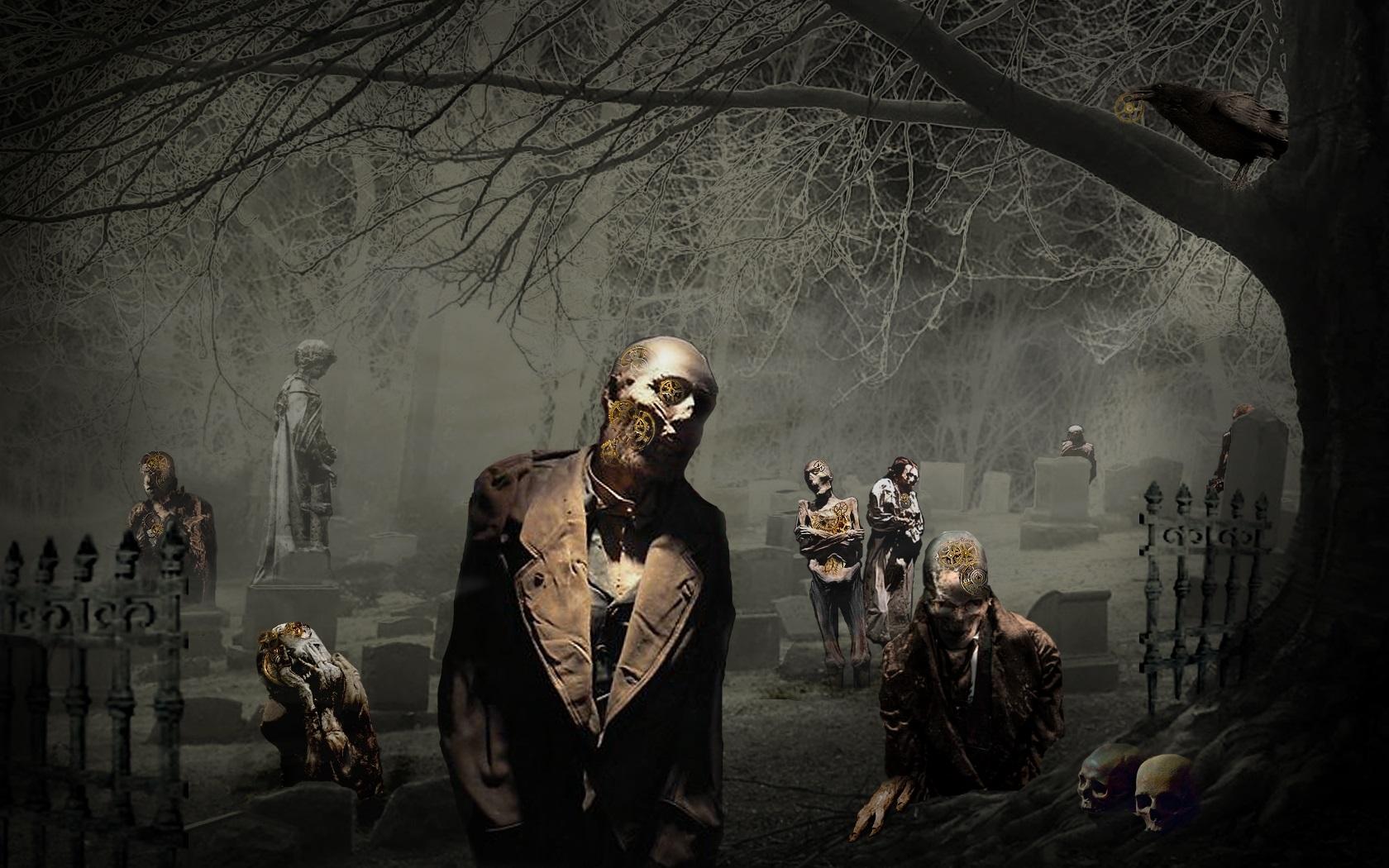 На рабочий стол картинки зомби009