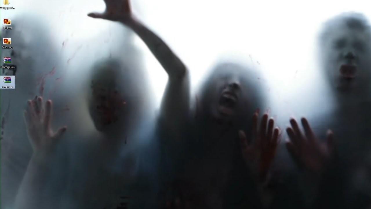 На рабочий стол картинки зомби014