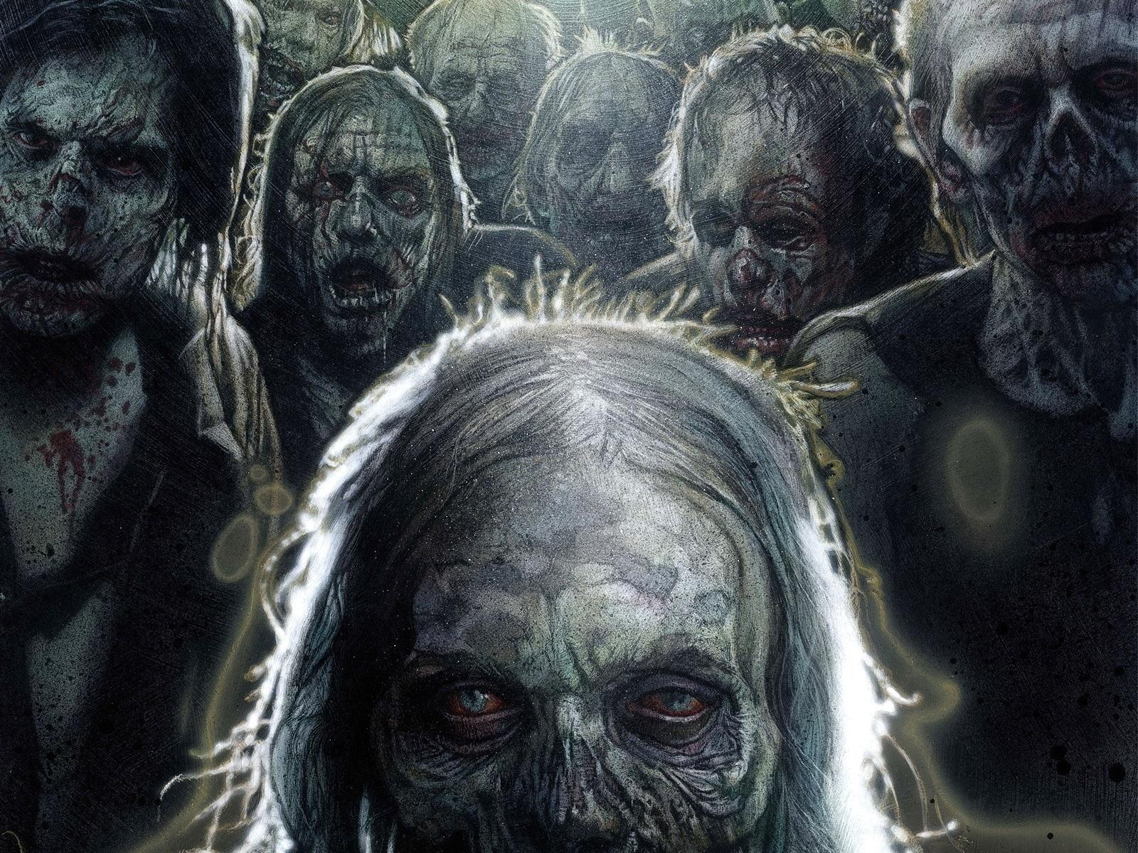 На рабочий стол картинки зомби016