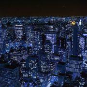 Небоскребы ночные картинки и фото025