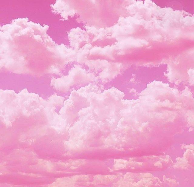 Небо с облаками розовыми   фото и картинки 001