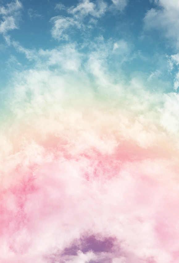 Небо с облаками розовыми   фото и картинки 018