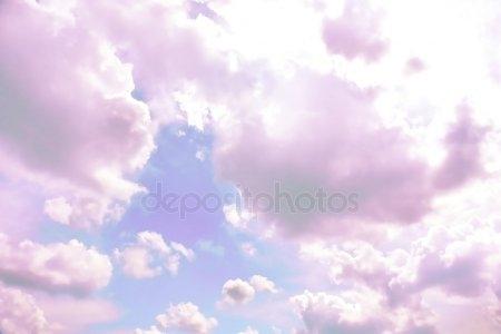 Небо с облаками розовыми   фото и картинки 020