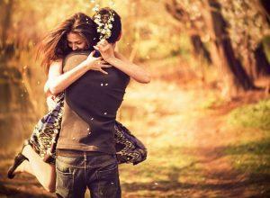 Нежность парень и девушка   фото 021