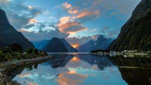 Новая Зеландия обои и картинки020