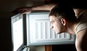 Ночью у холодильника картинки и фото 022