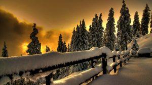 Обои для рабочего стола зима и новый год   подборка (39)