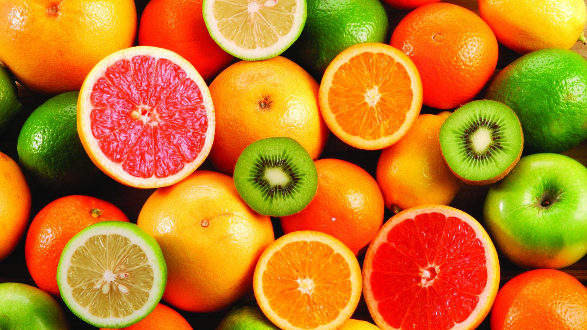 Обои для рабочего стола фрукты   подборка (19)