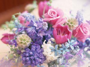 Обои для рабочего стола   цветы букеты композиции (22)