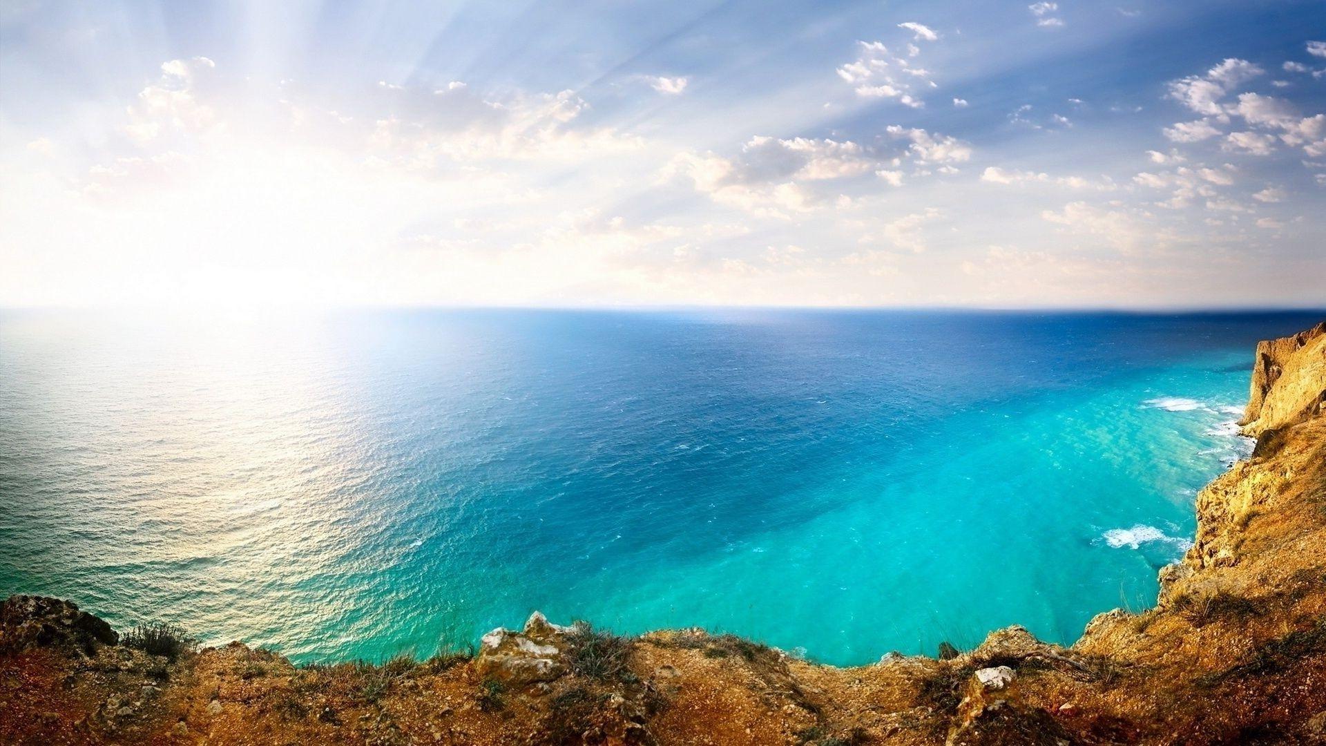 Море картинки на рабочий стол красивые
