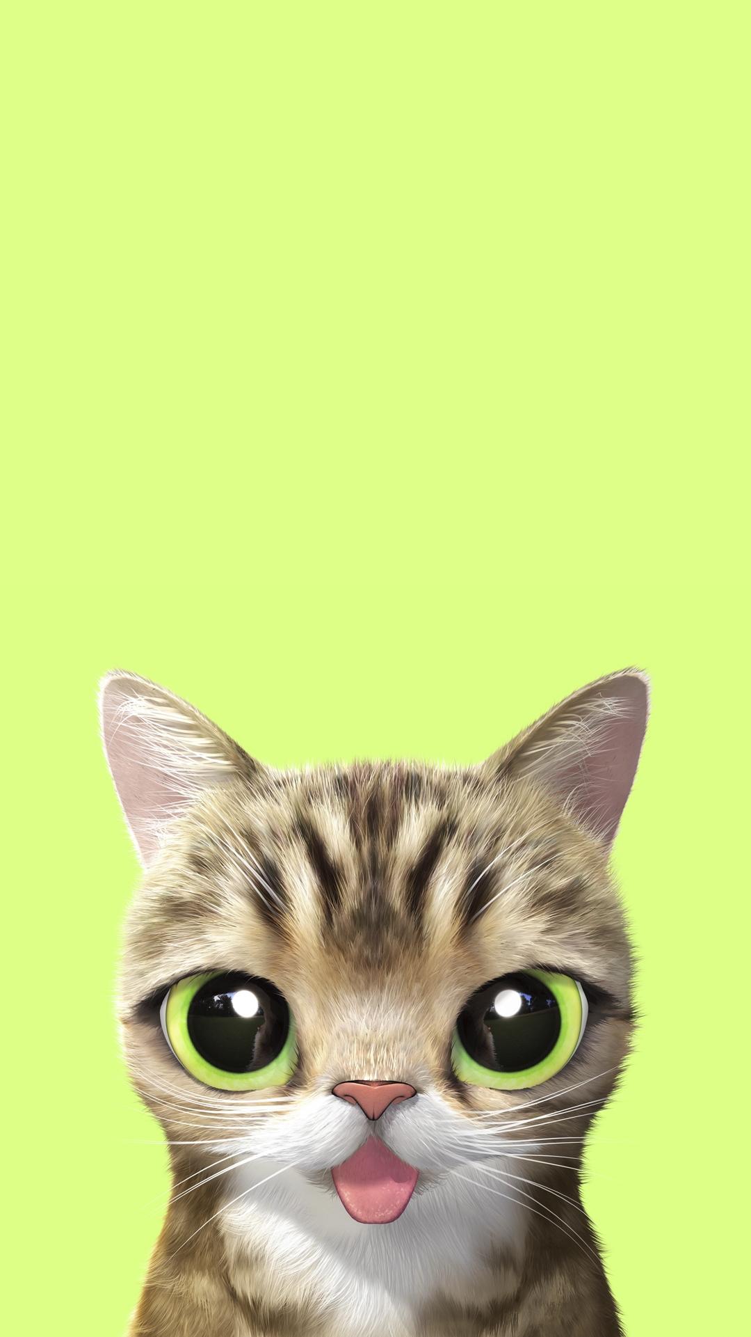 Обои на телефон котята красивые (15)