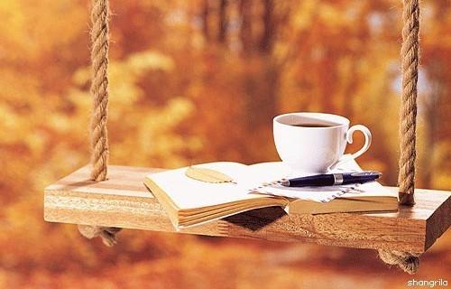 Осень чашка кофе фото   подборка 008
