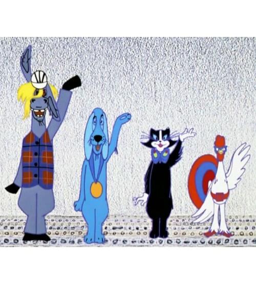Ослик из бременских музыкантов   картинки 008