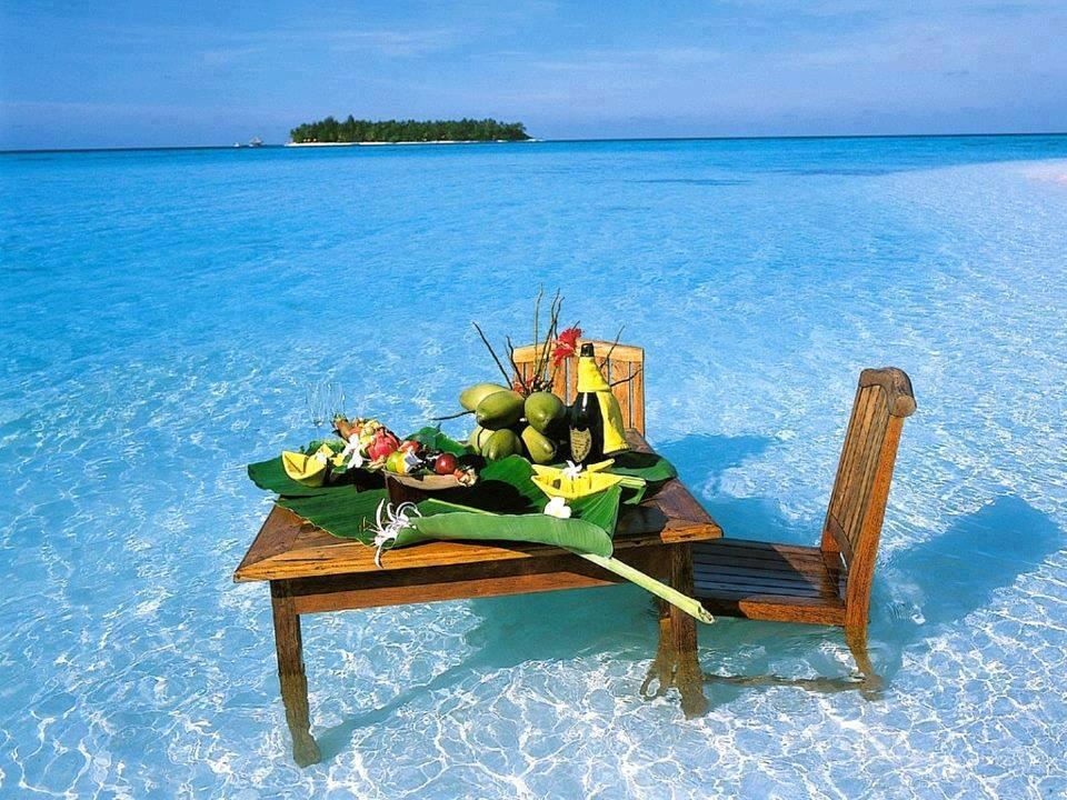 Открытки отдых на море   очень красивые 017