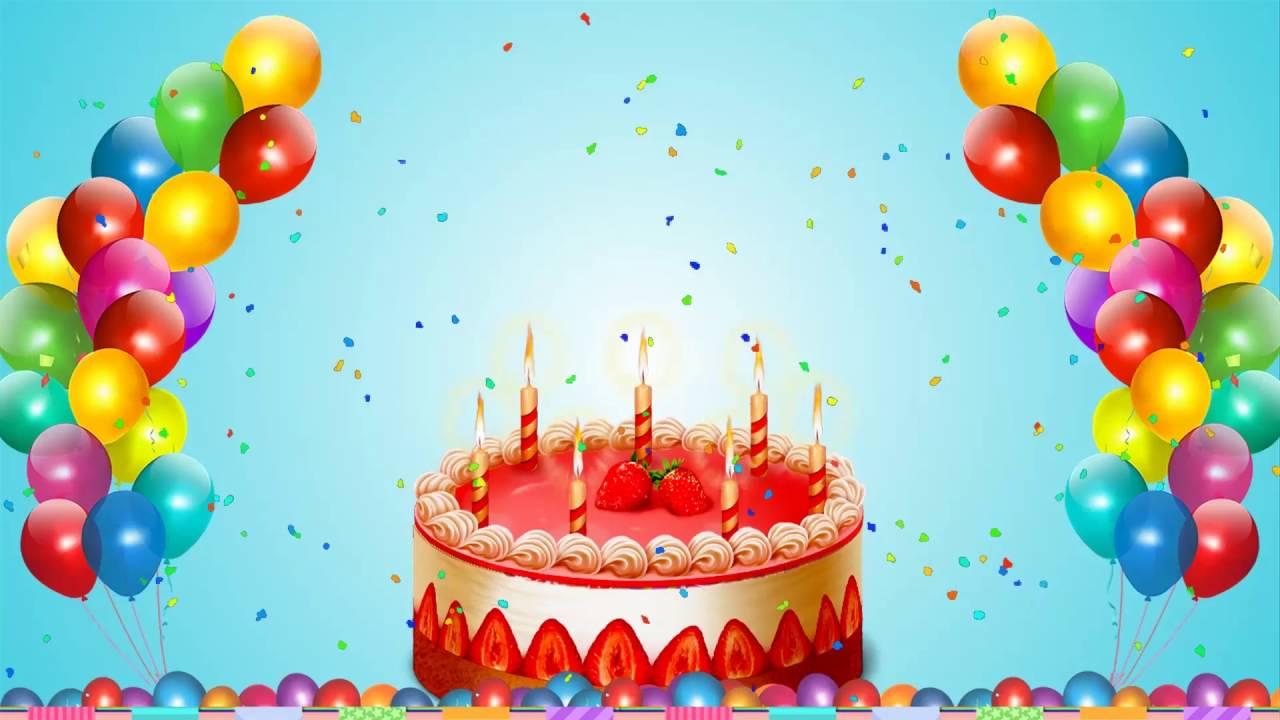 Открытки с Днем Рождения для детей   прикольные и красивые (12)