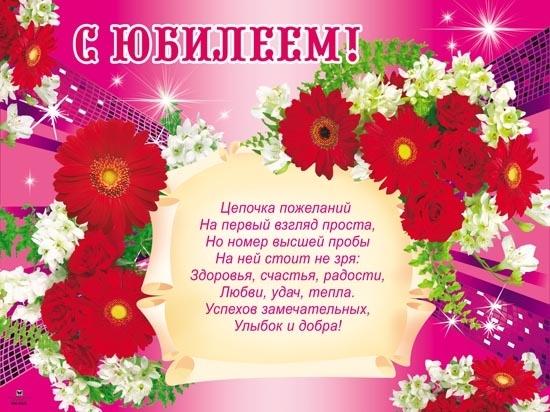 Открытки с Днем Рождения 80 лет женщине   подборка 001