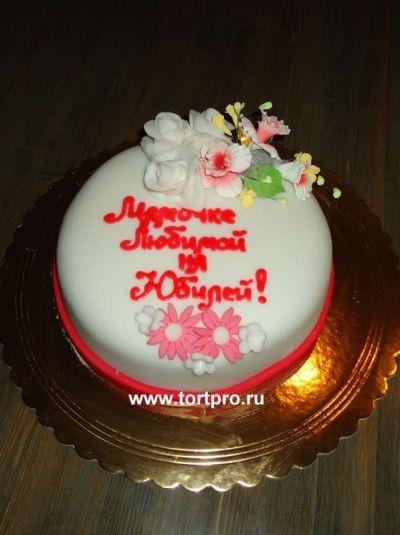 Оформление торта для мамы фото и картинки 002