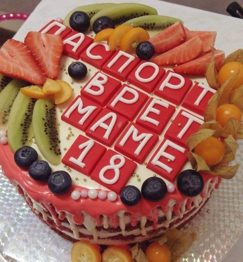 Оформление торта для мамы фото и картинки 021