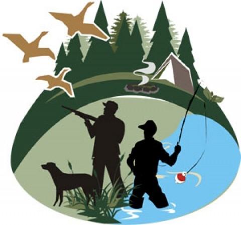 День улыбки, картинки рыбалка охота туризм