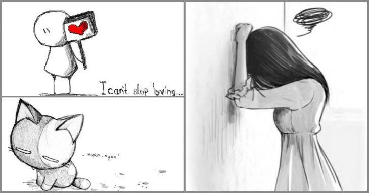 Очень легкие картинки для срисовки для подростков007