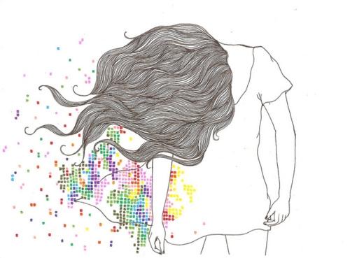 Очень легкие картинки для срисовки для подростков015