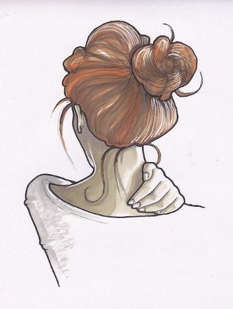 Очень легкие картинки для срисовки для подростков017