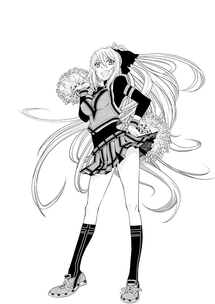 Парень и девушка аниме черно белые арты (16)