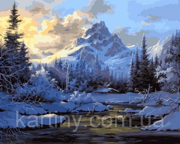 Пейзажи зимы картины и фото 020