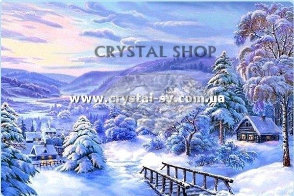 Пейзажи зимы картины и фото 022