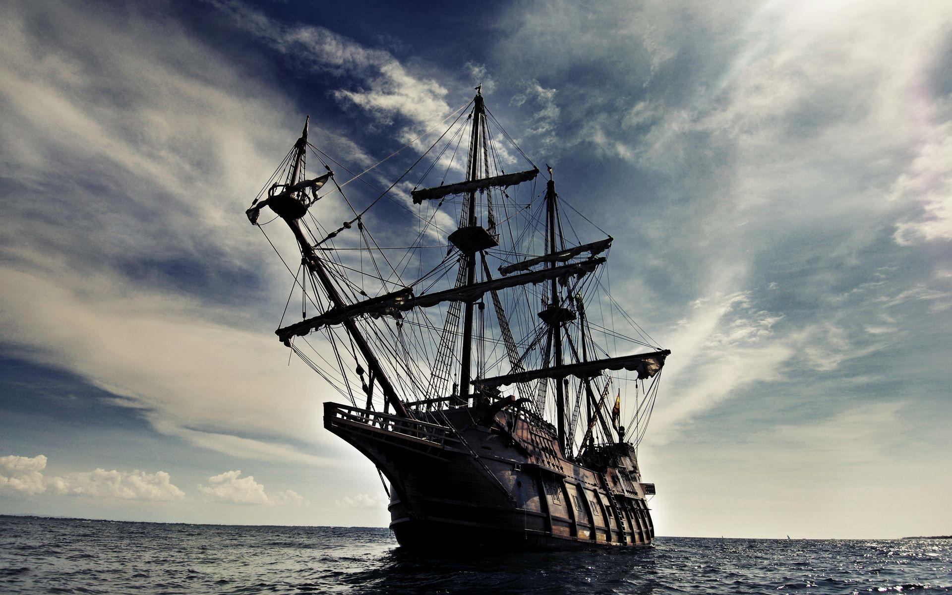 Пиратские обои для рабочего стола   подборка004