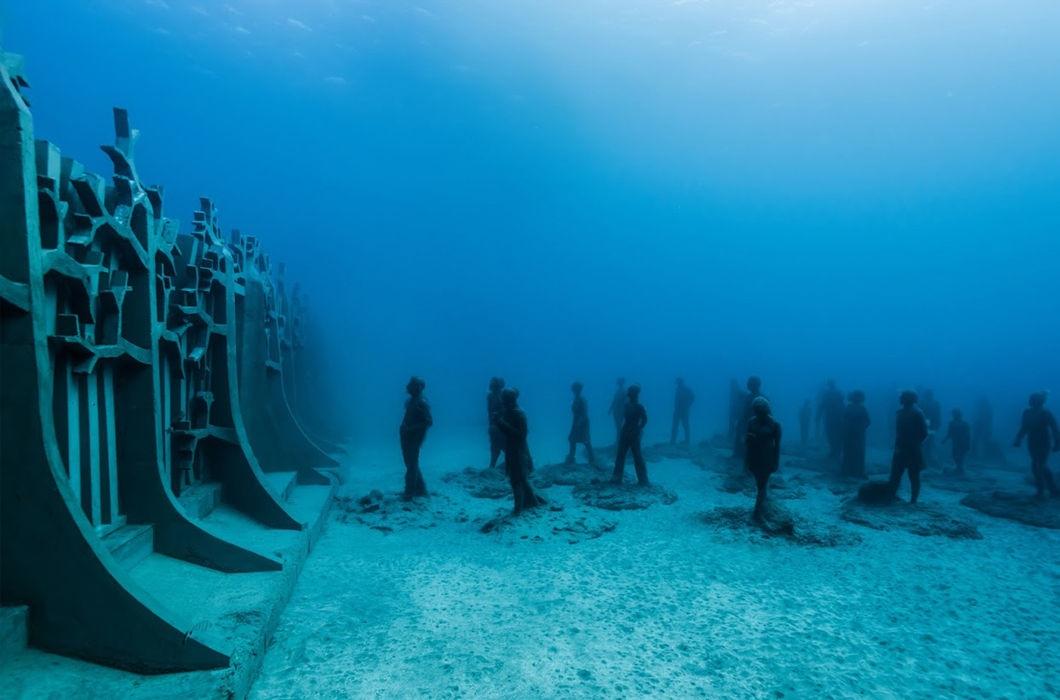 Под водой в океане фото 016