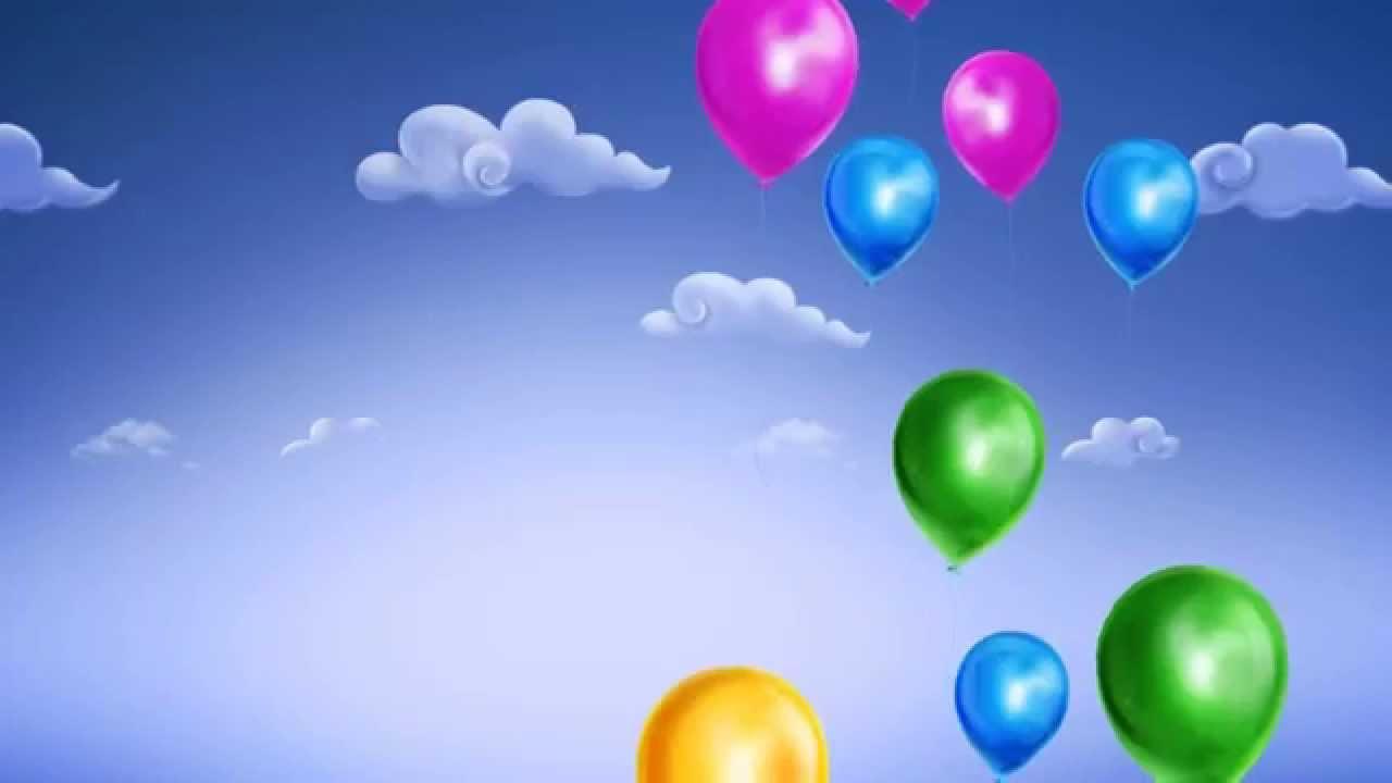 Поздравление с Днем Рождения фон для открытки (30)