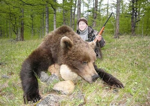 Поздравления охотника с Днем Рождения в картинках (23)