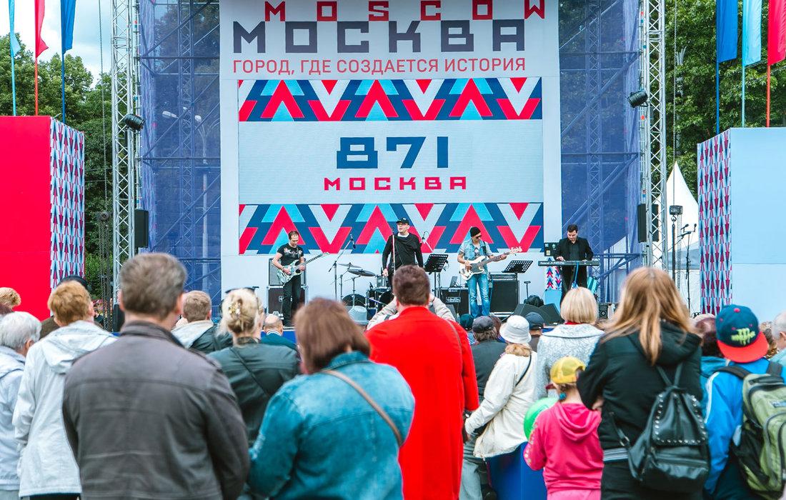 Поздравления С Днем Города Москвы В Картинках | 700x1100