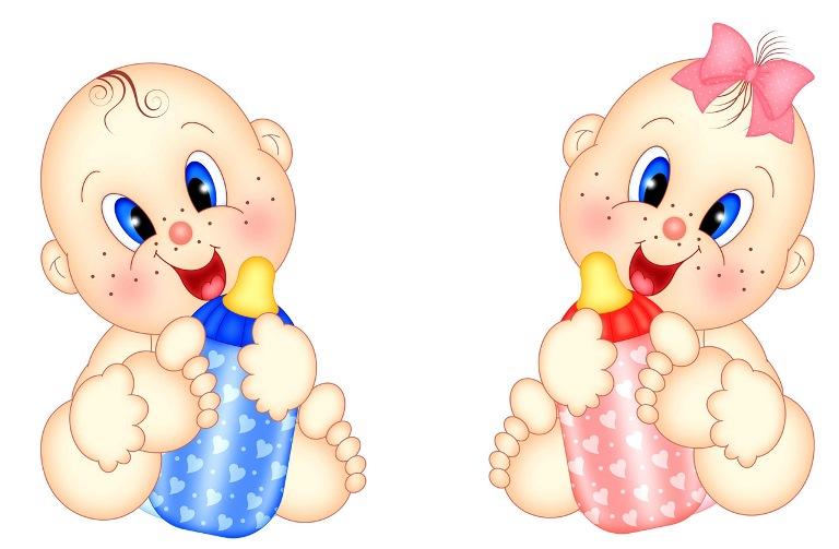 Поздравление с 1 месяцем двойняшек картинки, понедельником