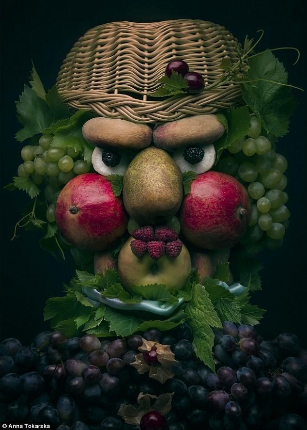 Прикольные картинки фруктовые