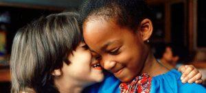Поцелуй в щеку картинки и фото   сборка 021