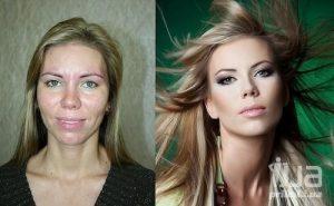 Приколы фотошопа до и после   картинки 028