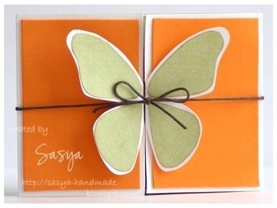 Прикольные картинки в руках бабочки 008