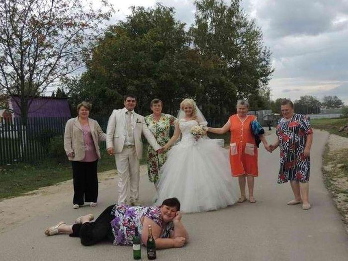 Прикольные картинки после свадьбы   подборка006