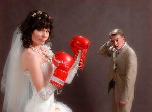 Прикольные картинки после свадьбы   подборка011