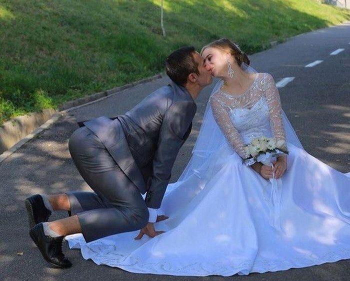 Прикольные картинки после свадьбы   подборка014