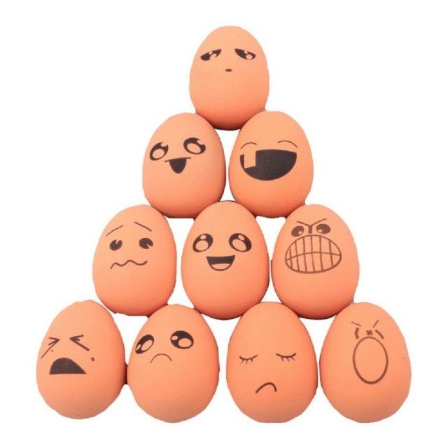 Прикольные картинки с яйцами   подборка 011