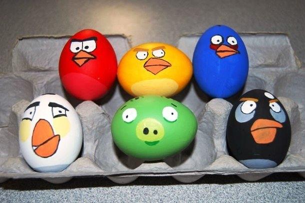 Прикольные картинки с яйцами   подборка 020