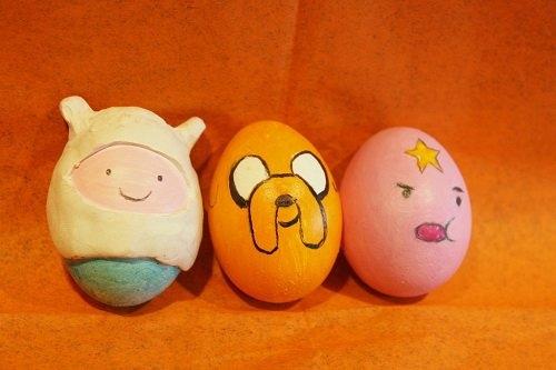 Прикольные картинки с яйцами   подборка 023