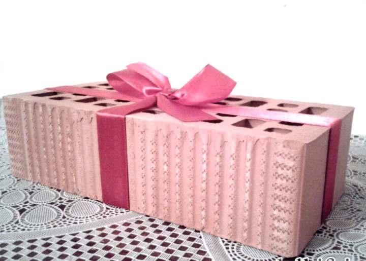 Прикольные подарки молодоженам на свадьбу своими руками   идеи фото 018