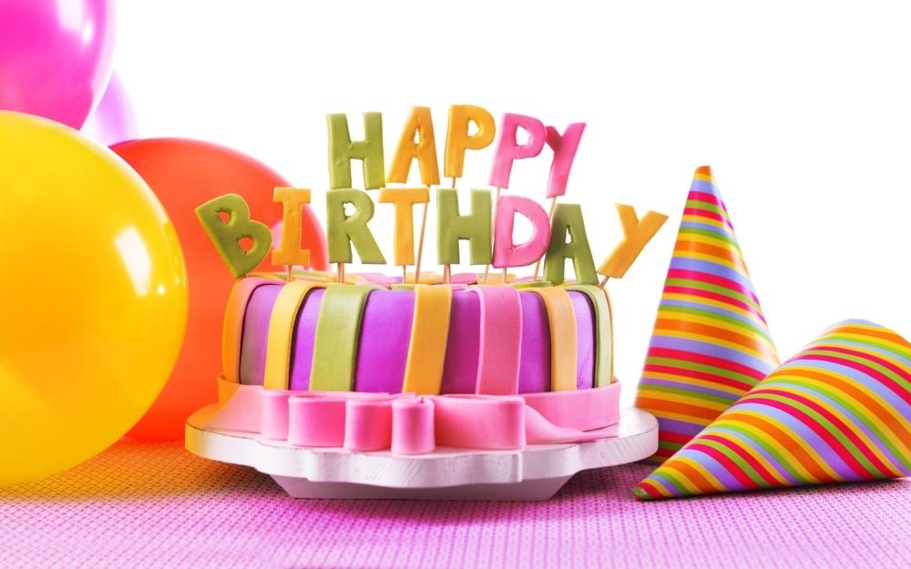 Открытки небольшие, обои с поздравлением с днем рождения